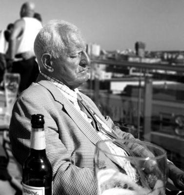 Der Alte Mann und die Zeit