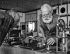 Der alte Mann und seine Maschinen