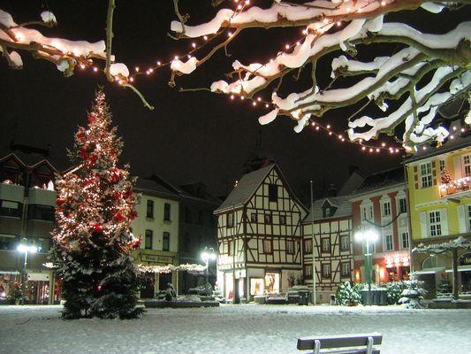 Der alte Markt in Euskirchen