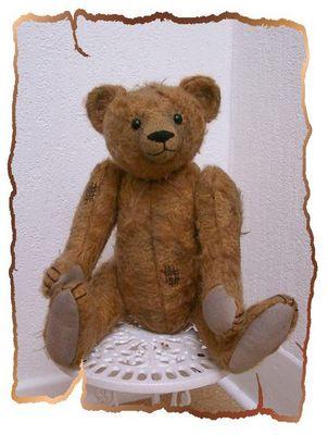 Der (Alte) neue Teddy