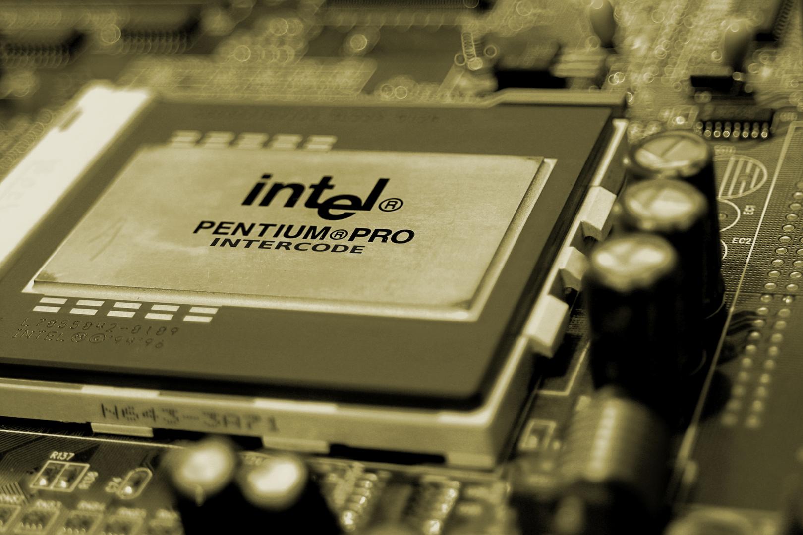 Der alte Pentium Pro