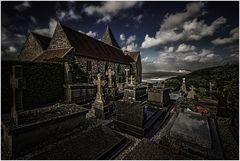 ~ Der alte Seefahrerfriedhof ~
