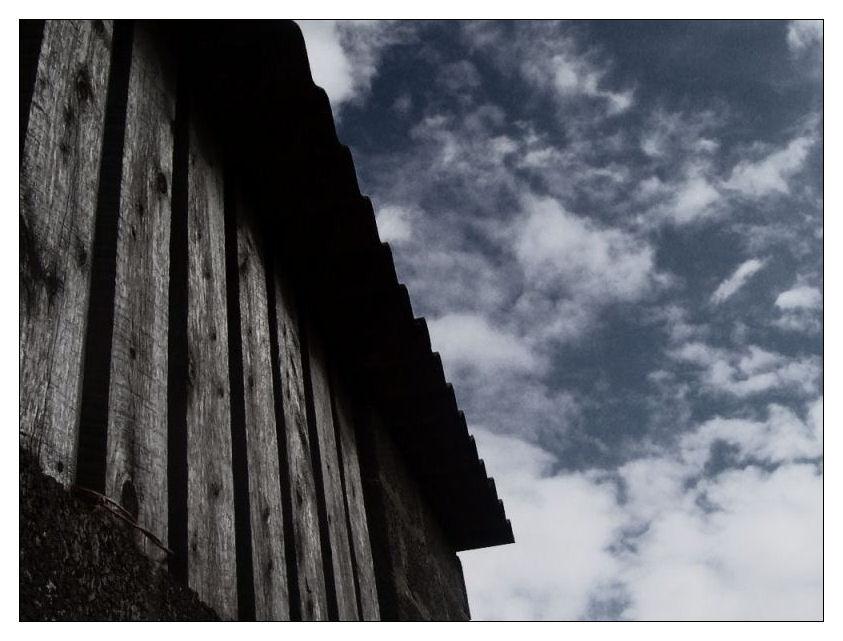 Der alte Stall