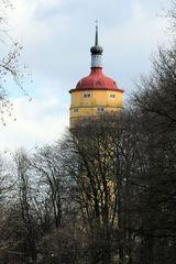 der alte Wasserturm der Stadt Gronau
