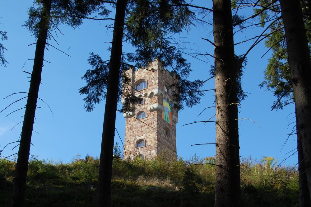 Der Altvaterturm…