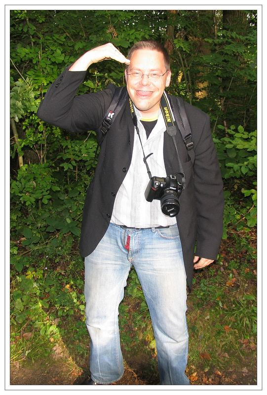 Der ambitionierte Fotograf