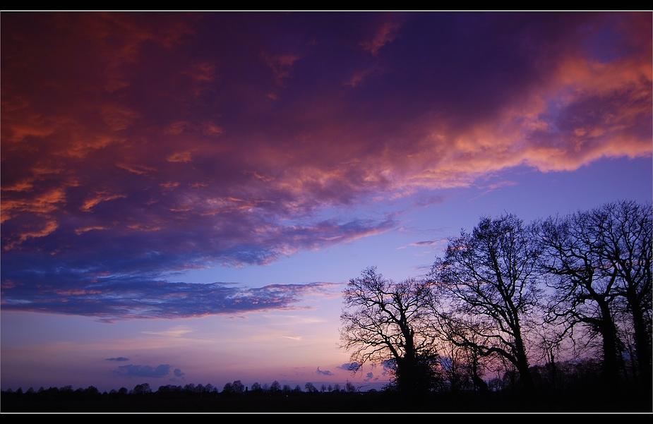 Der Anblick des Himmels hat...