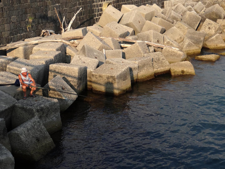 Der Angler aus Salerno