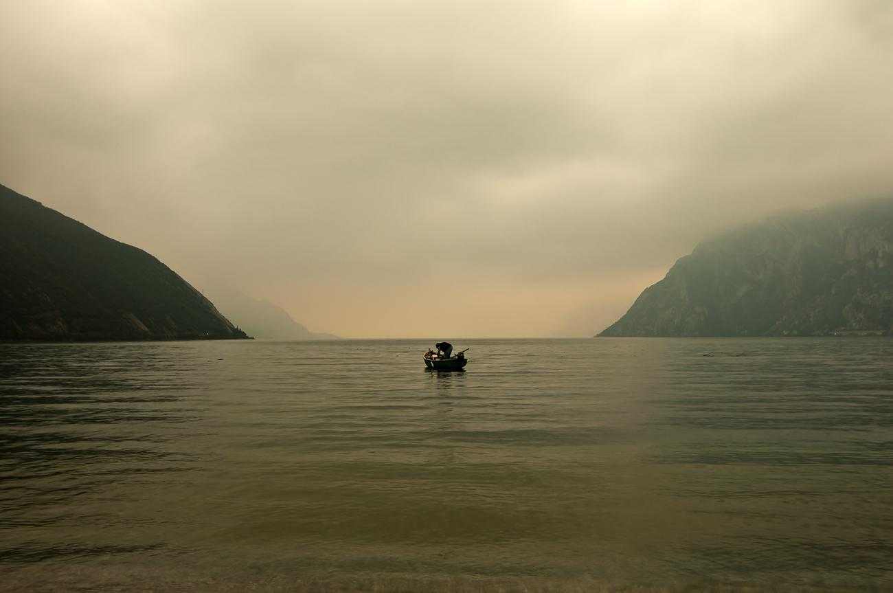 *** der Angler vom Gardasee ***