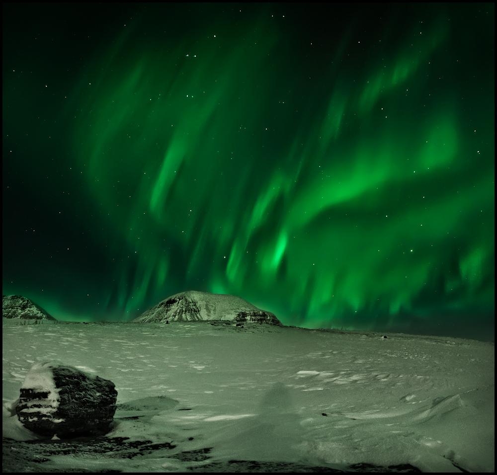 der arktische Zauber