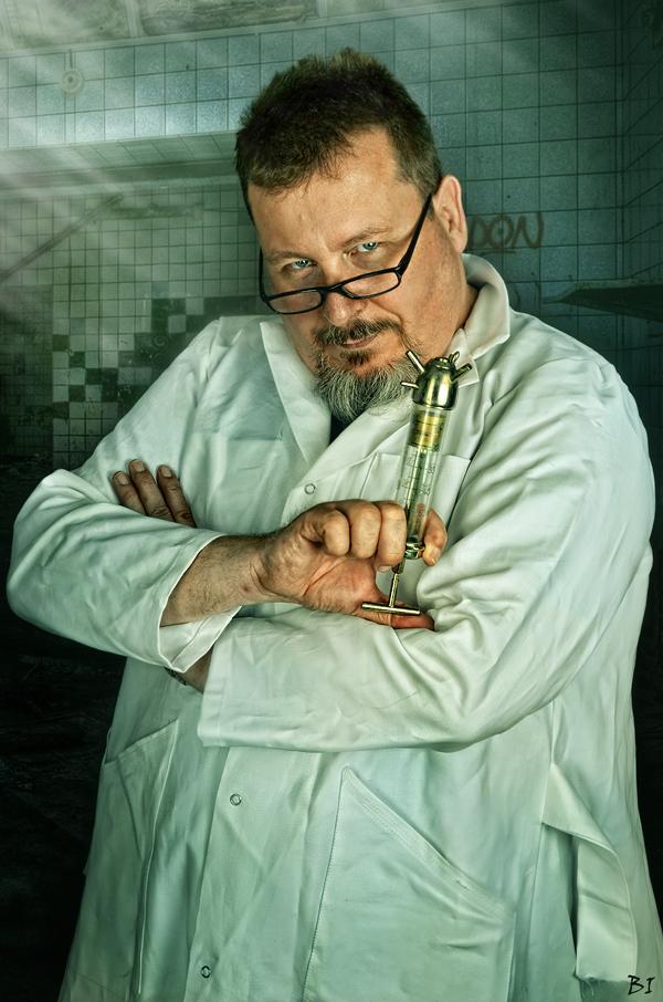 Der Arzt meines Vertrauens ...