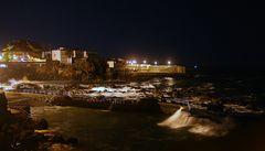 Der Atlantische Ozean bei Nacht!