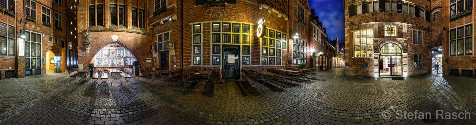 Der Backsteinexpressionismus von Bremen