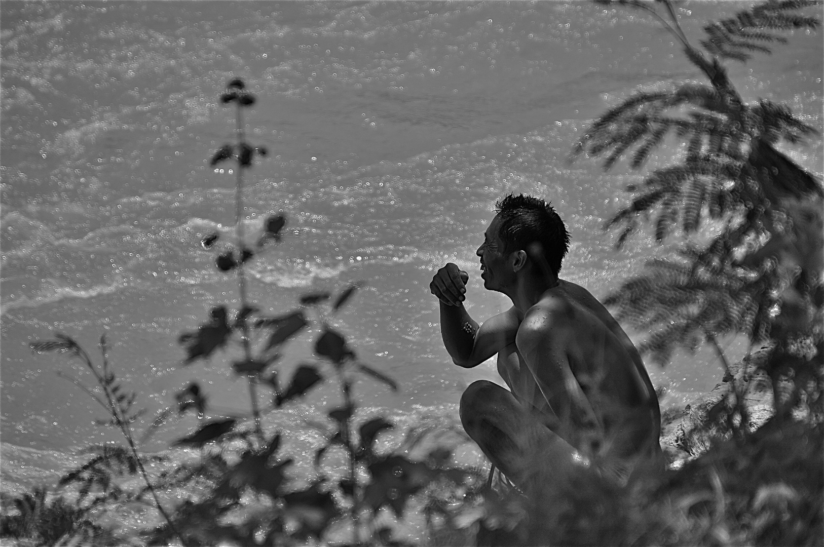 der badende