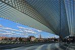 Der Bahnhof Liège-Guillemins