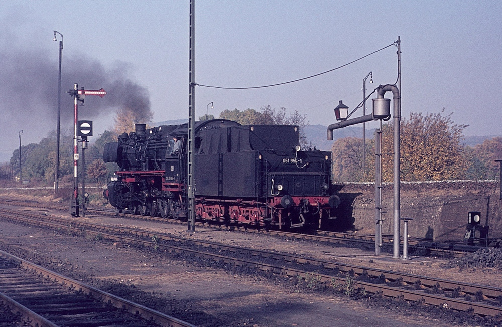 Der Bahnhof Miltenberg am Main