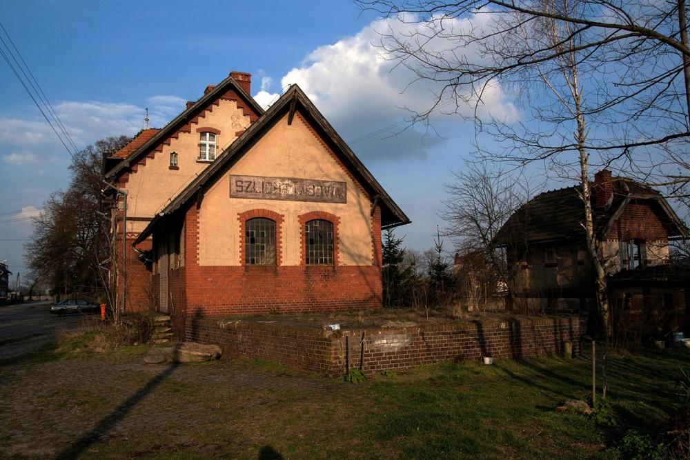 Der Bahnhof Schlichtingsheim