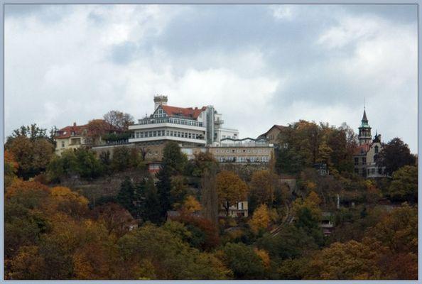 Der Balkon von Dresden