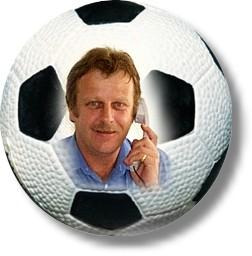 der Ball ist rund....