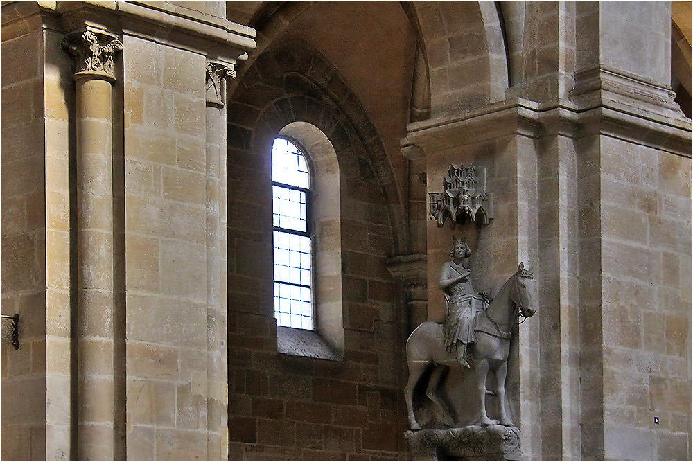 Der Bamberger Reiter