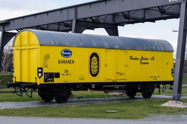 Der Bananenwagen