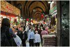 der Basar von Istanbul
