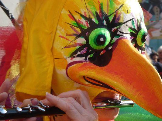 Der Basler Fasnachts-Vogel