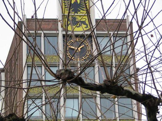Der Baum zählt die Stunden