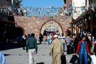 Der Bazar in Assuan