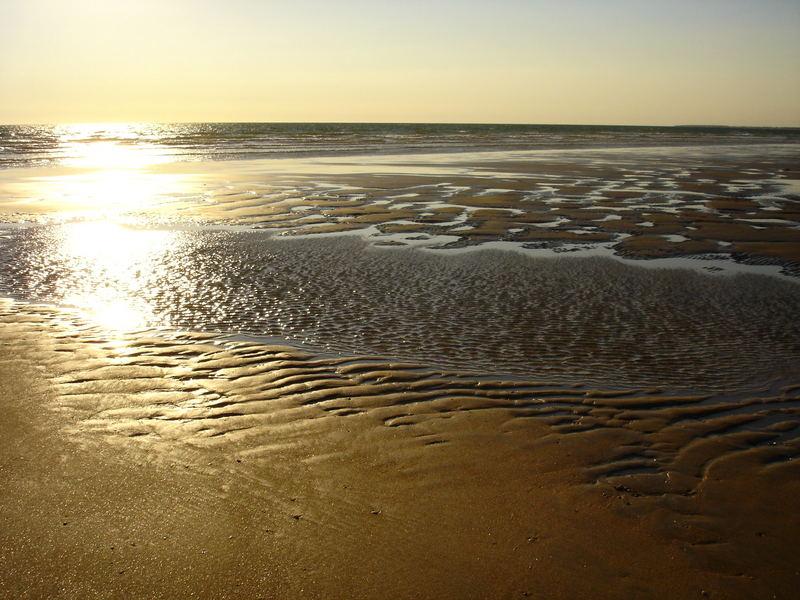 Der befreiende Strand