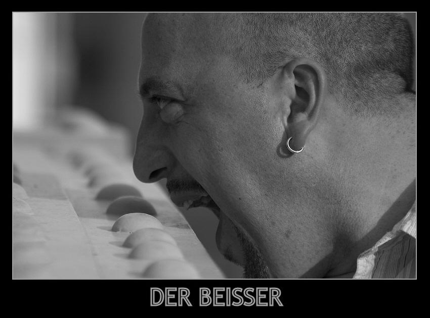 Der Beisser s/w