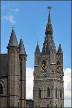 Der Belfried von Gent