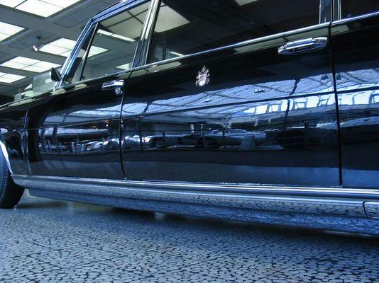 Der Benz im Mercedes