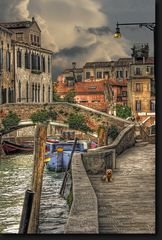 Der Beobachter (osservatore) - Venedig