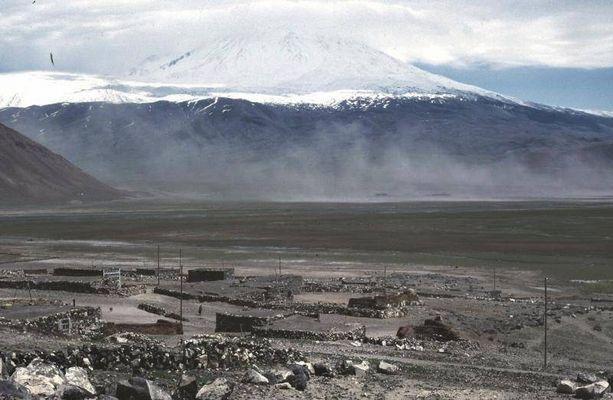 der Berg Ararat für Gerd Böh :)