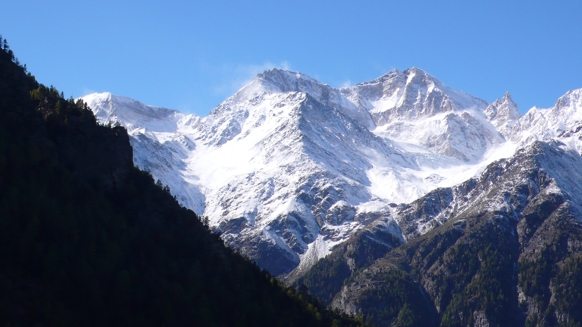 Der Berg der Bergen