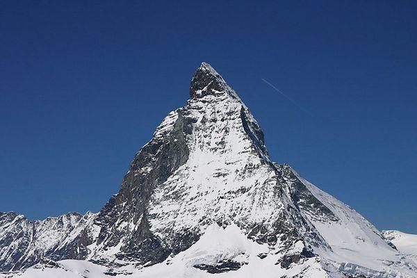 Der Berg der Schweizer
