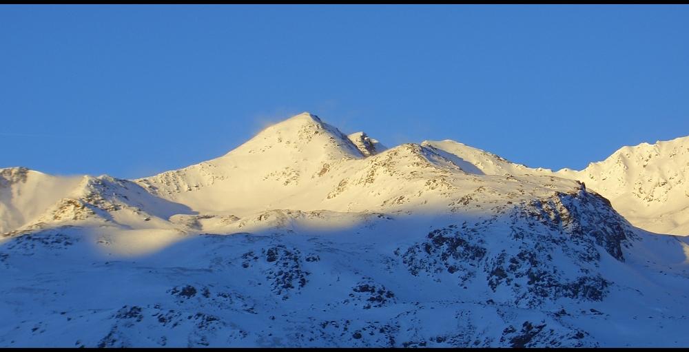 Der Berg erwacht