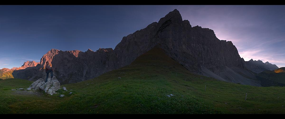 Der Berg ruft...