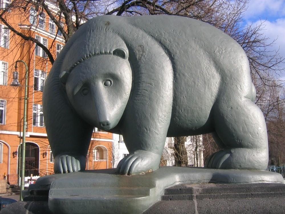 DER Berliner Bär?