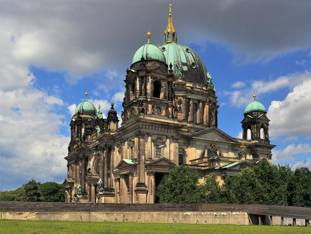 Der Berliner Dom.......