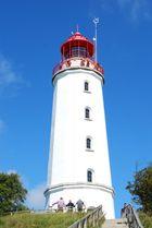Der berühmte Leuchtturm auf Hiddensee