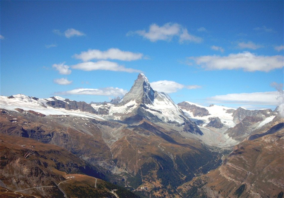 Der berühmteste Berg der Schweiz