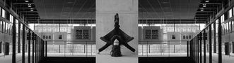 Der Besuch einer Ausstellung und die Gestaltung einer entstandenen Pause von Jens Laubmann