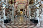 Der Bibliothekssaal der Stiftsbibliothek Admont