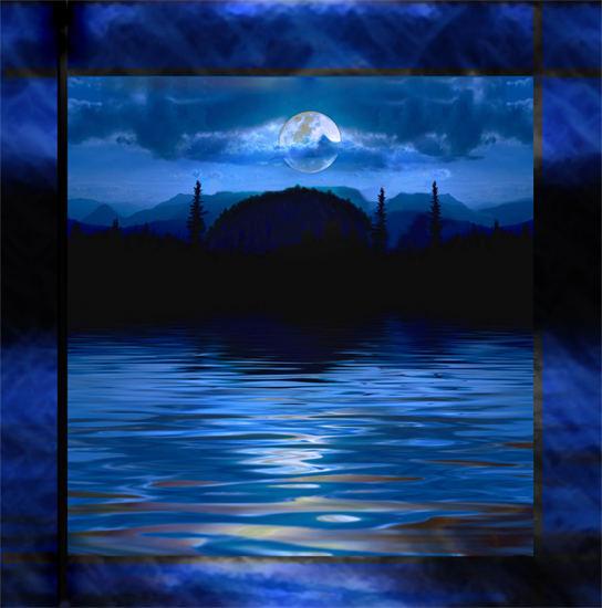 Der Blaue Mond