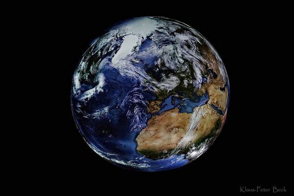 Der blaue Planet