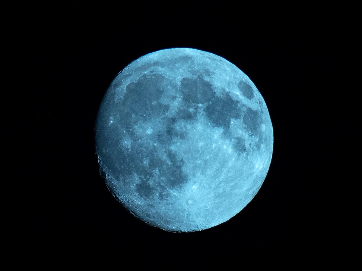 Der blaue Planet !