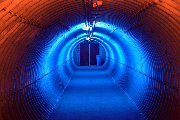 Der Blaue Tunnel