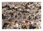 der Blick auf Granada